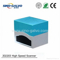 JD2203 CE认证高质量激光振镜