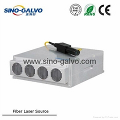 10w mini raycus fiber laser with good quality beam