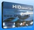 Slim Ballast Single Bulb Hid Xenon Kit