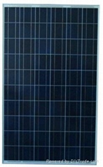 200W poly solar for home solar power system