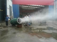 KCS系矿用湿式除尘风机