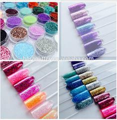 glitter powder for glitter fabric