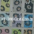 glitter fabric for glitter wallpaper 5