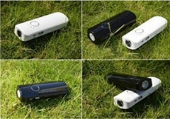 Power Bank with bright torch