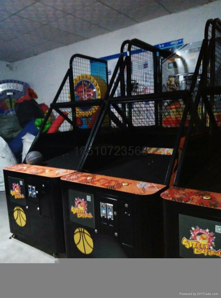 普通篮球机出售 3