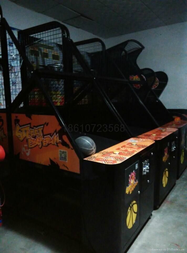 普通篮球机出售 4