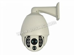 1080P IP HD IR High Speed Dome Camera