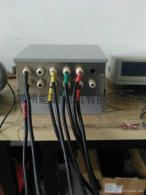 常州能道电机7.5KW控制器 1