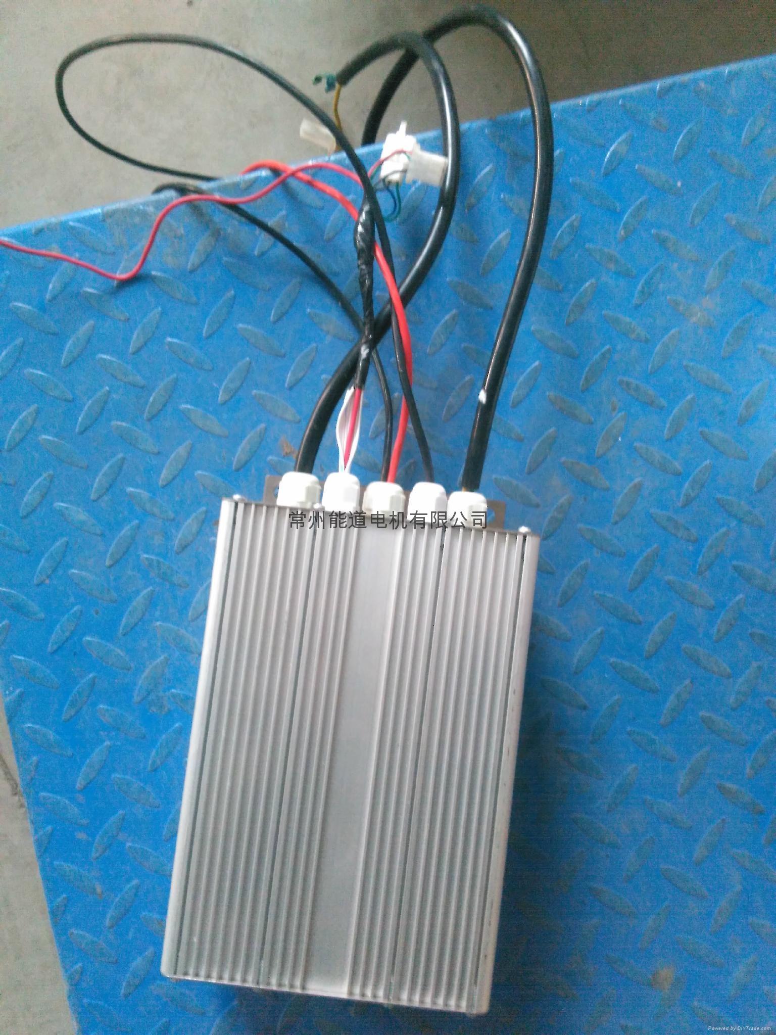 常州能道SRM通用液晶仪表36管48-60V控制器 5