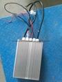 常州能道SRM通用液晶仪表36管60-72V控制器 5