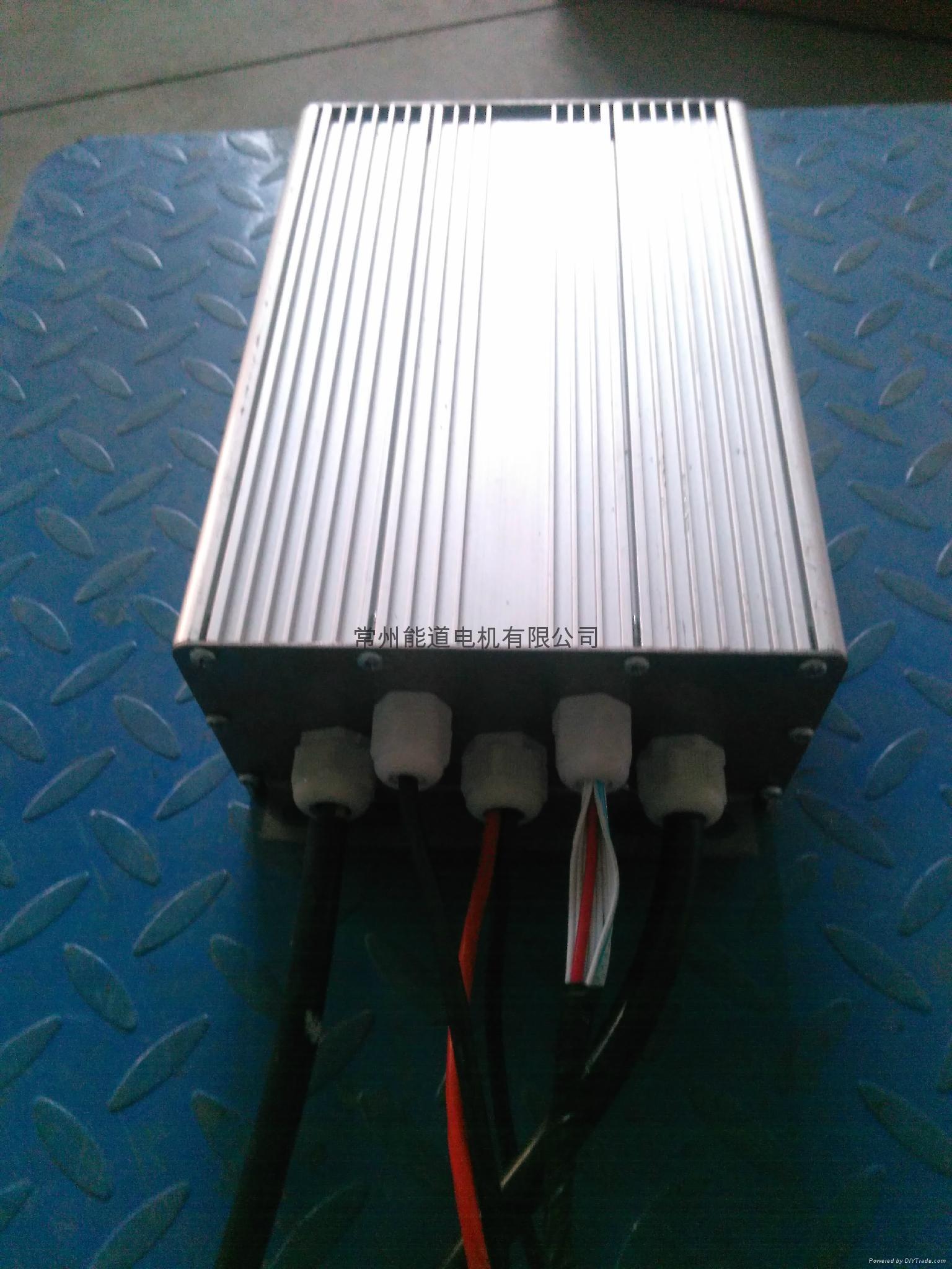 常州能道电机2.5KW开关磁阻控制器 1