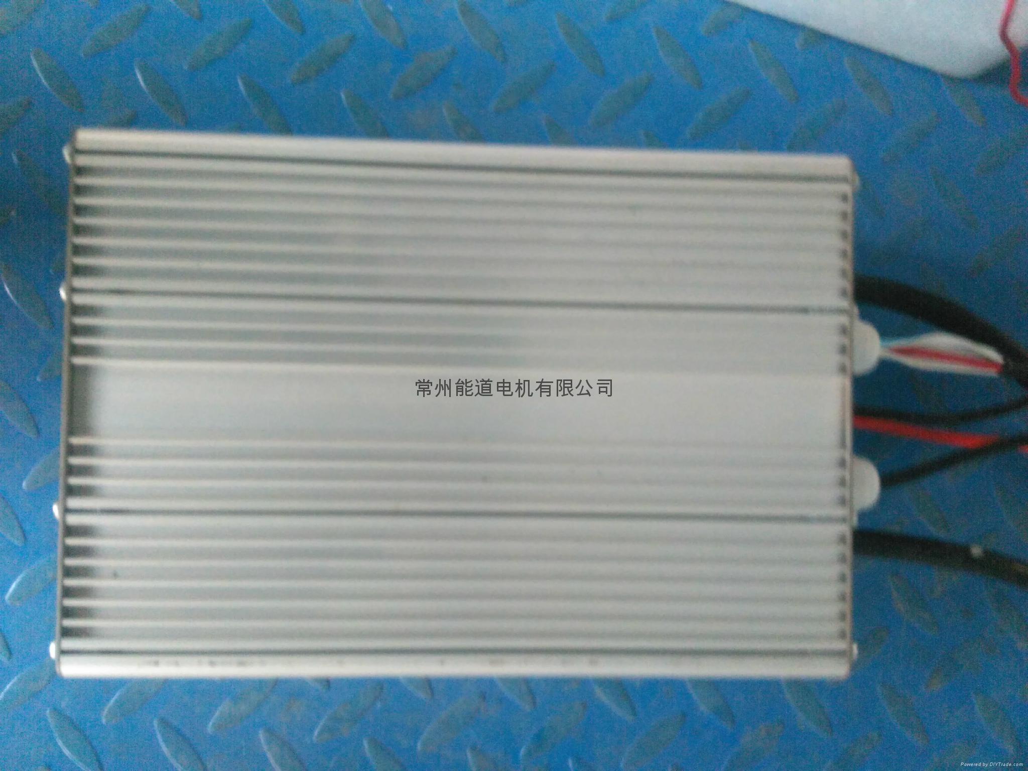 常州能道电机2.5KW开关磁阻控制器 2