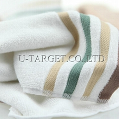 1 Piece New 2014 linghong Drying Absorbent Bath Towels For Adults Bamboo Washclo