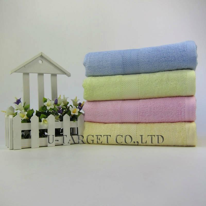 Bamboo Towel Bath Shower Fiber Cotton Super Absorbent Home Hotel Wrap 70x140cm 3