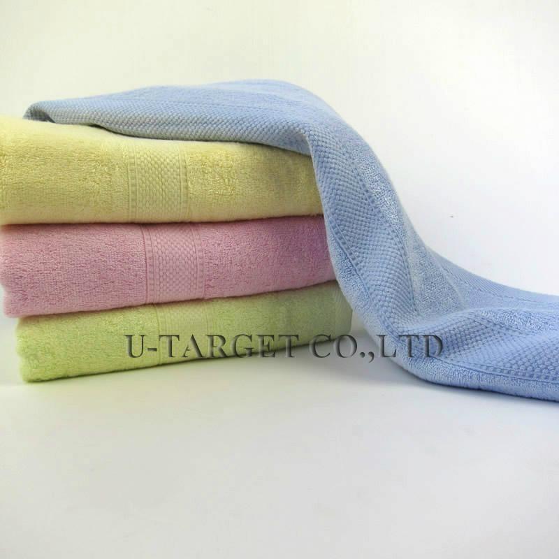 Bamboo Towel Bath Shower Fiber Cotton Super Absorbent Home Hotel Wrap 70x140cm 2