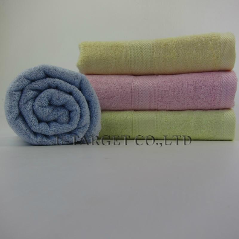 Bamboo Towel Bath Shower Fiber Cotton Super Absorbent Home Hotel Wrap 70x140cm 4