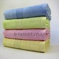 Bamboo Towel Bath Shower Fiber Cotton