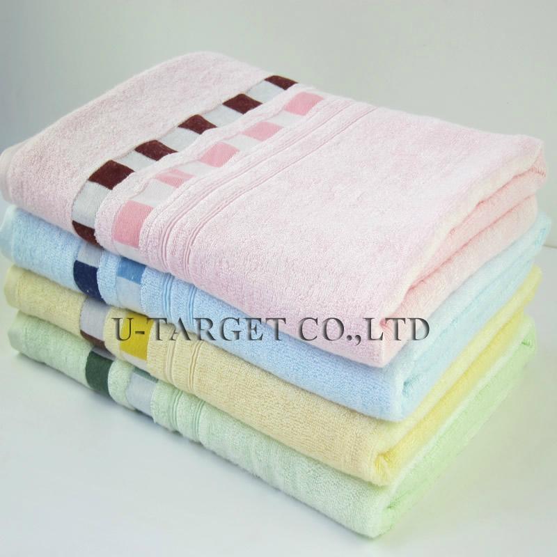 Large Size 140x70cm100% Bamboo Fiber Cooling Towel Bamboo Fiber Bath Towel 1
