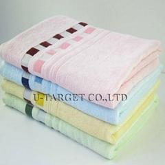 Large Size 140x70cm100% Bamboo Fiber Cooling Towel Bamboo Fiber Bath Towel