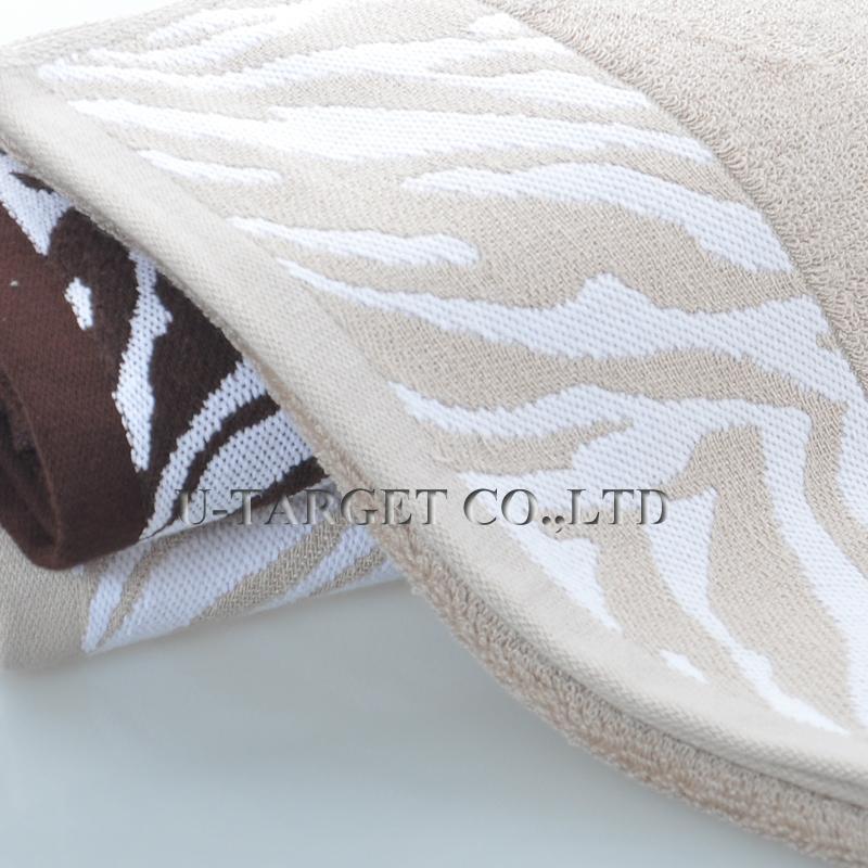 34x76cm Bamboo Fiber Quick Dry Towel Face Shower Fiber Soft Super Absorbent 1