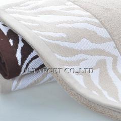 34x76cm Bamboo Fiber Quick Dry Towel Face Shower Fiber Soft Super Absorbent