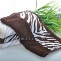 34x76cm Bamboo Fiber Quick Dry Towel Face Shower Fiber Soft Super Absorbent 3