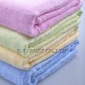 Best Quality 100% Bamboo Wash Soft Bamboo Fiber Beach Towel 1