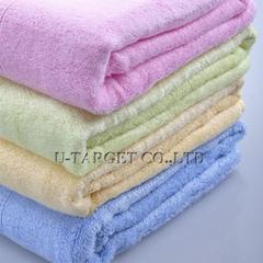 Best Quality 100% Bamboo Wash Soft Bamboo Fiber Beach Towel