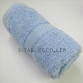 New 2014 Promotion Towels Bathroom 28x48cm 100% Bamboo Hand Towel For Children 4