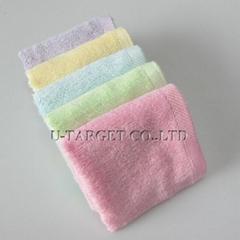 Best 100% Bamboo Travel Fiber Towel For Children Bamboo Eiffel Towel