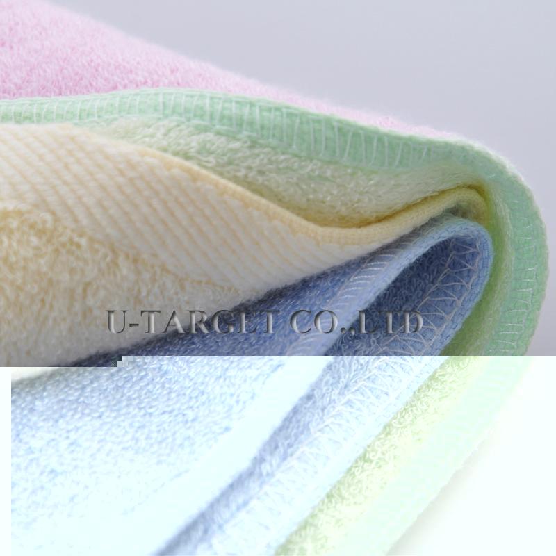 Best 100% Bamboo Travel Fiber Towel For Children Bamboo Eiffel Towel 5