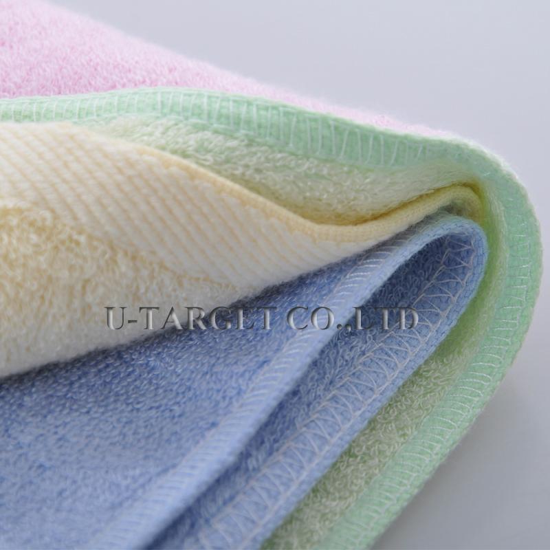 Best 100% Bamboo Travel Fiber Towel For Children Bamboo Eiffel Towel 2