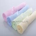Best 100% Bamboo Travel Fiber Towel For Children Bamboo Eiffel Towel 4