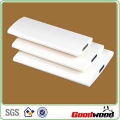 Extrusive Foaming PVC Plantation Shutter Components