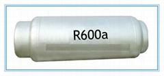 Mixed refrigerant gas r600a