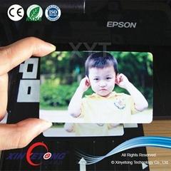 Printable PVC ID Inkjet Cards Blank For Epson Printer