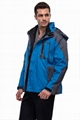 High quality of mens jackets with battery system heating clothing warm OUBOHK 2