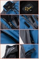 High quality of mens jackets with battery system heating clothing warm OUBOHK 4