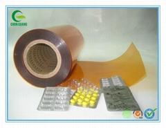 PVC/PVDC laminated film