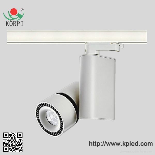 commerical led track light 22w LED track rail lights 1