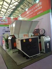plastic cruser granulator shredder machine for plastic recycling