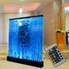 dancing bubble water panel wholesale home use decor