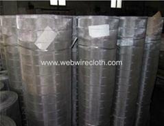 平紋編織紗窗網用錳鋼鋼絲網