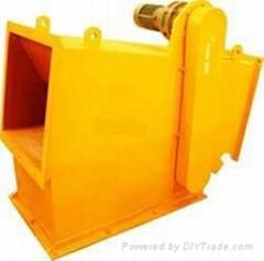 水泥廠專用管道式除鐵器