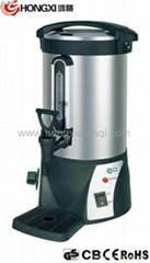 Electric water urn with adjustable thermostat 4.8-30 Liters 1500-2500W