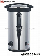 Stainless Steel Electric Water Urn Double Wall 4.8-30 Liters 1500-2500W