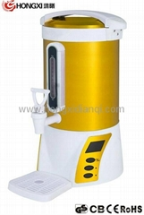 Colorful Stainless Steel Water Urn with Digital Control 4.8-30 Liters
