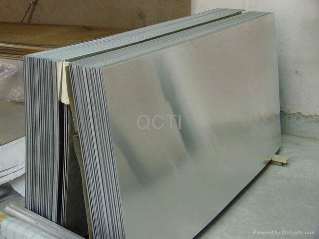 astm b265 grade 9 titanium sheet - QCTI (China Manufacturer