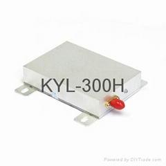 Long range wireless RF radio data modem 5W 12V 8-10km 470 Mhz KYL-300H
