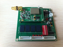 4-way Wireless ON-OFF I/O Module 9-15V 2-3 km 433MHz 500mW  KYL-812